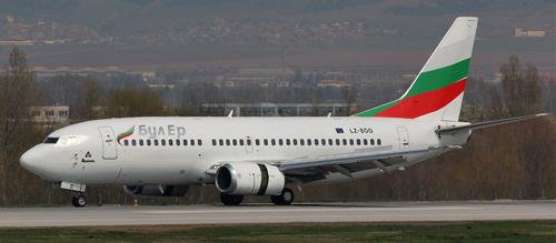 Bul Air | LZ-BOO | Boeing 737